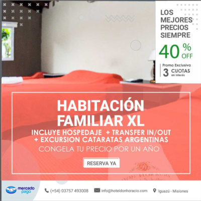 Habitación Familiar