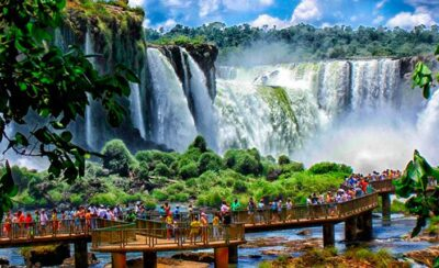 Cataratas Brasileras