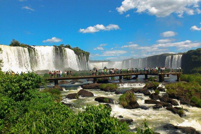 Iguazú y sus cataratas