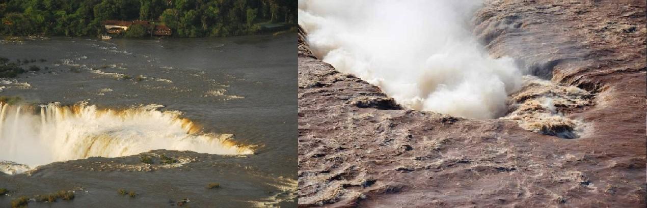 Catastrofe en Parque Iguazú