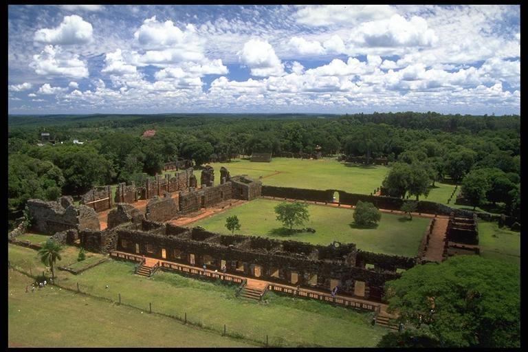 Misiones: Ruinas San Ignacio 2020