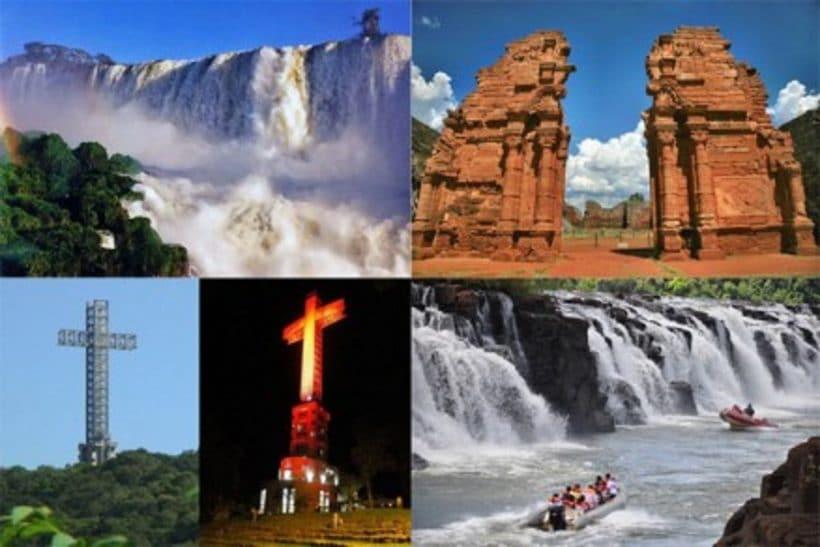 Destinos turísticos Misiones